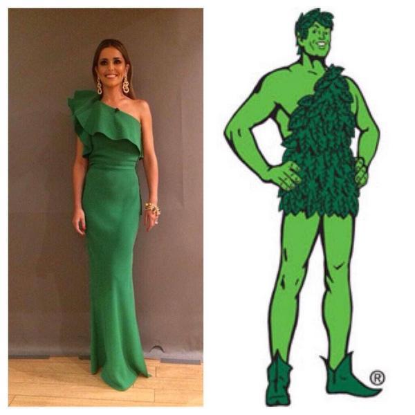 I think @CherylOfficial wore it better!!  @SimonCowell @BrianMcFadden http://t.co/d7NUmFqVqU