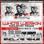 11.22 #signup #LiveMixtapes #WhosWerkin @daindiespotatl @116theCITYnews #Nov22 #ATL #ARTISTS #Ti2TS http://t.co/zyJbiY8Ppb @ChefsSmokeALot%