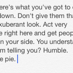 What Jimbo said to Jameis after the game, as I could hear it anyway. http://t.co/7HblakF3Bz