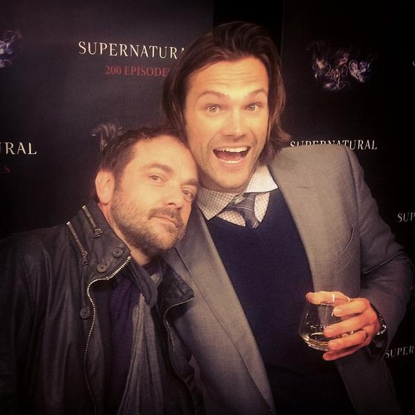 #Supernatural's newest bromance #spn200 @jarpad http://t.co/mxPFvRsqC4