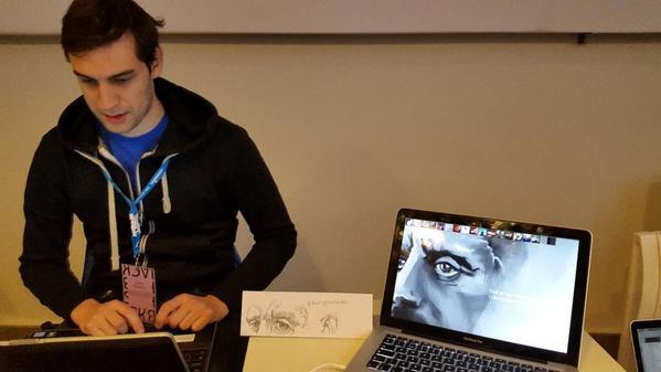 Soon ready #SibHack @Zeikko @samirouhiainen @wesaapro #beatingforeheadvein http://t.co/iDtZvBVZEd