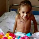 "RT @mtemprano: Jaqueline 5 años necesita URGENTE un donante de médula INFO 900 30 34 04 #Vizcaya http://t.co/gZfPFYXgyB http://t.co/3yc6vUtDIl"""