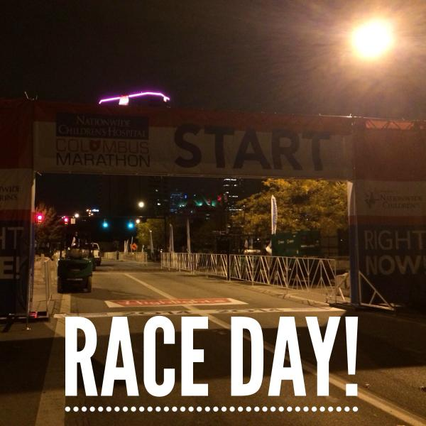 Rise and shine, it's RACE DAY! http://t.co/8oOuD4FlJB