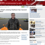 RT @robertpopper: Can you BELIEVE this?: Jeremy Clarkson has 'second bottom': http://t.co/Mww6s6RIE2