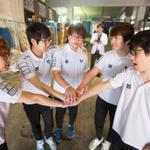 Congratulations to Samsung White! They are the 2014 League of Legends World Champions! #Worlds http://t.co/YZw9L5aShw