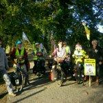RT @ACIPA_NDL: Départ des cyclistes de #nddl à destination dAmiens soutien @novissen et @ConfPaysanne #1000vaches 28 octobre http://t.co/R7wrubFild