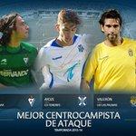 RT @LaLiga: Valerón, jugador de la @UDLP_Oficial, candidato a mejor centrocampista de ataque de la Liga Adelante. #PremiosLaLiga http://t.co/fxk16gWYCl