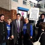 RT @FactoryActs: So this was all over the news then? Obviously not.... Labour leader supporting NHS workers on the picket line https://t.co/DLuAIswazZ