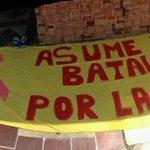 RT @FrentePtoLaCruz: Hoy 19 de octubre dia mundial del cáncer de mama. Nos unimos a la causa contra el Cáncer de mama #MujerTocate http://t.co/JZo8mCMr0s