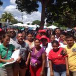 Bases de misiones de Nueva Guayana se benefició de Mercal gracias a .@rangelgomez #10AñosBienHechos http://t.co/L1yovXd61P
