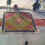 RT @ArifAlvi: Good work team PTI RT @Samson_Sharaf: #AzadiSquare Rangoli for Diwali I Had made for Inter Faith Harmony Day http://t.co/IL2VHeshke