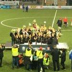 Grattis @FCRosengard till SM-guldet! #fcrosengard #fotbollshuvudstad #malmö http://t.co/IyBzrEKAgF