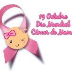 Hoy se conmemora el Día Mundial para la Prevención del Cáncer de Mama. ¡Por tu salud y bienestar, tócate! #NoAlCáncer http://t.co/E3v8rhpbXA