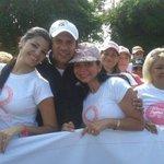RT @FamiliaNirvia: #TocateParaQueNoTeToque Excelente y muy nutrida caminata! #GanaleLaGuerraAlCancerDeMama .@GuillermoMemoL http://t.co/gGyagJesEc
