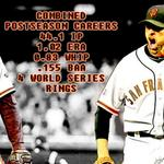 Santiago Casilla and Jeremy Affeldt … those are video game numbers: http://t.co/XCwkLLZcjJ #WorldSeries http://t.co/lzq2UJnq7Y