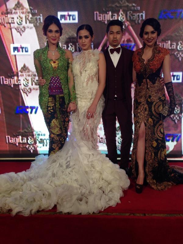 Erick Bana Iskandar (@erickiskandar): Congrats Raffi and Gigi http://t.co/S4DuU3wLSR