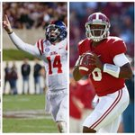 4 of the top 5 teams in latest AP poll are from the SEC (Mississippi State, Ole Miss, Alabama, Auburn).