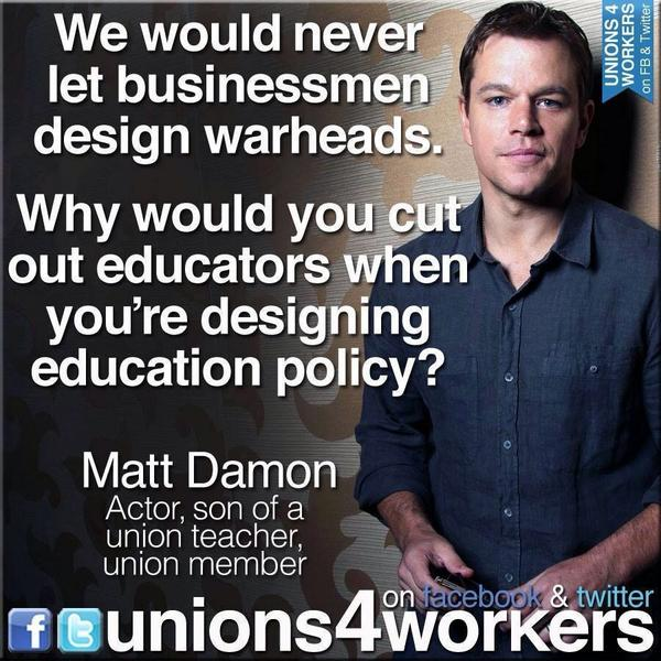 "Because we would never let billionaires design nuclear warheads..."" http://t.co/g5jULvEwRk via @getupstandup2 #edchatie #edchat"