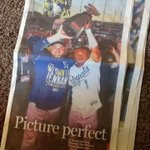 In todays @kcstar: a 36-page #Royals special edition, no stories, just photos, all in full color. http://t.co/hf5R7thwHZ