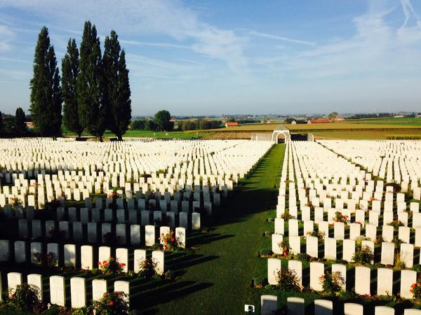Back to Ypres Salient tomorrow retracing last steps of soldier who died 21-10-1914 #WW1 #WW1Centenary http://t.co/oGclI3J9dZ