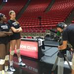 .@Pac12Networks getting extra shots of @ajana_WHO & Merete Lutz. Watch @StanfordWVB at Utah at 1 p.m. PT #gostanford http://t.co/thKOBlGGPU