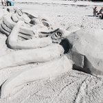 How fun! MT @VisitCarmel: Carmel Beach. Sandcastle contest in #visitcarmel http://t.co/HGHWgcaJXy