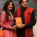 With @rituparnasgupta launching the Bengali edition of #TheGreatIndianNovel. Good discussion on the 25th anniversary