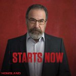 RT @HomelandUK: Happy Hunting. A new #Homeland starts now! RT if you are watching.