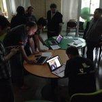 Estamos a la espera de los resultados #hackaton 24h #Temuco @Corfo @hacelera @Microsoft @TeodoroWickel http://t.co/SCts7bnzm6