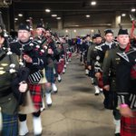 The Fire Department Pipe and Drums getting ready for halftime at the @dallascowboys game @ATTStadium http://t.co/qeeYDvFzBw