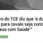 Aécio desviou bilhões de reais da saúde em Minas. Usou até vacina de cavalo pra mascarar o roubo. #QueroDilmaTreze http://t.co/NV06mfbkCn