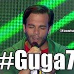 RT @EcuavisaShow: #Guga7 tiene talento y sobre todo travesuras. ¡Se lucieron chicos! RT si te gustó este show de #TensiónETT. http://t.co/2D4Htldcd3