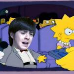 El momento justo cuando a Felix se le rompe el corazón #Los80 http://t.co/xu5NNfTivs