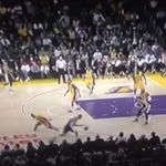 RT @BleacherReport: VIDEO: Utah's Alec Burks shook Kobe Bryant with a nasty behind-the-back move http://t.co/RlcRDdpAJv http://t.co/bmCQOjSbyO