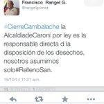 """RT @LaMejor_Guayana: @IvanYaz #HechoEnSocialismo: Así es como @alcaldejrlopez y @rangelgomez se pelotean la responsabilidad de Cambalache http://t.co/7pf8FMXTic"""""""