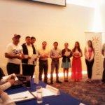 """""""Los grandes cambios comienzan desde lo local"""" seamos agentes de cambio, @Kybernus #Liderazgoconvalores #Colima http://t.co/KtxfOumzU0"""