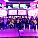 RT @umichwbball: Group photo after bowling! Thank you to everyone who came! #goblue http://t.co/tPC0LGxXZ7