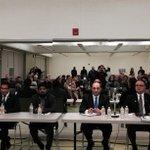 All candidates present at Mississauga Ward 7 debate. #misspoli http://t.co/5ySkyOAM4l