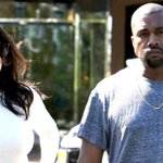 Kim Kardashian opted for a casual look today while out with Kanye West - like it? http://t.co/xBHcbe2N1F