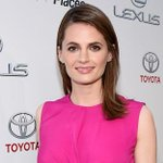 Stana Katic looked gorgeous at the #2014EMAs! Like her look? http://t.co/7Tfvnv10eu #castle #stanakatic