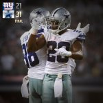 RT @nfl: First team to 6 wins? Those @dallascowboys. #NYGvsDAL http://t.co/QLrSVYMRcg