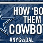 RT @dallascowboys: 6-1. #CowboysNation http://t.co/cVdaF6BhBU