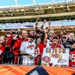 RT @49ers: The #49ersInvasion is here in Denver. #BeatTheBroncos http://t.co/NizDYQLkw5
