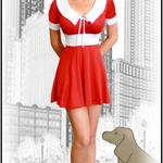 RT @dumbassgenius: Real #Halloween costume or not? Sexy Little Orphan Annie & Olive Oyl Real! (if you like the 1930s & getting hit on) http://t.co/0jCEmlDBHN