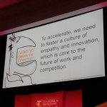 Culture beats strategy. #TelstraSummit http://t.co/9QN3D7viXz