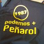 RT @podemos1987: @leo_sanguinetti Arrancó la 1987 porque Podemos más Peñarol. Gracias y a las ordenes http://t.co/5PKywhhYsl