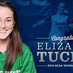 RT @NCAA: Congratulations to 2014 NCAA Woman of the Year Elizabeth Tucker of Notre Dame @FightingIrish soccer! #NCAAWOTY http://t.co/MUbtw1ERQs