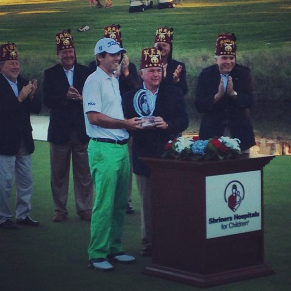 Congratulations to the 2014 champion, Ben Martin! #SHCO2014 http://t.co/NIhvoBFgJf