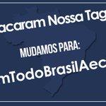 """""""@rafasoli: @Rede45 @Ferruci_Menezes Temos de mudar a TAG p #EmTodoBrasilAecio45 não usem mais #AecioEmTodoBrasil http://t.co/uLU2Y5GpCc"""""""
