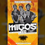 Wanna open up for @MigosATL SATURDAY nc A&T #GHOE party at lotus lounge contact 704.582.2452 for info http://t.co/BCKKdRFUSl